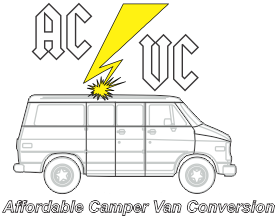 Affordable Camper Van Conversion